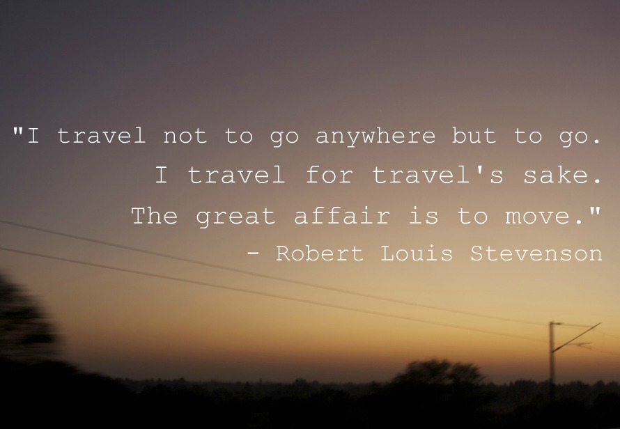 Robert Louis Stevenson The Great Affair
