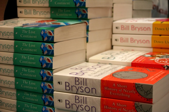 bill bryson travel writing essays This includes extracts from travel writing, travel journalism and by bill bryson • pupils choose their two texts and plan their own comparison essays.