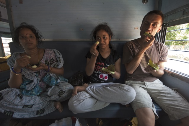 Train Journeys in India - Sleeper Class Travel