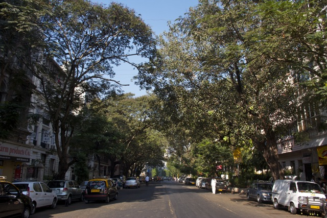 Colaba - Mumbai in Pictures