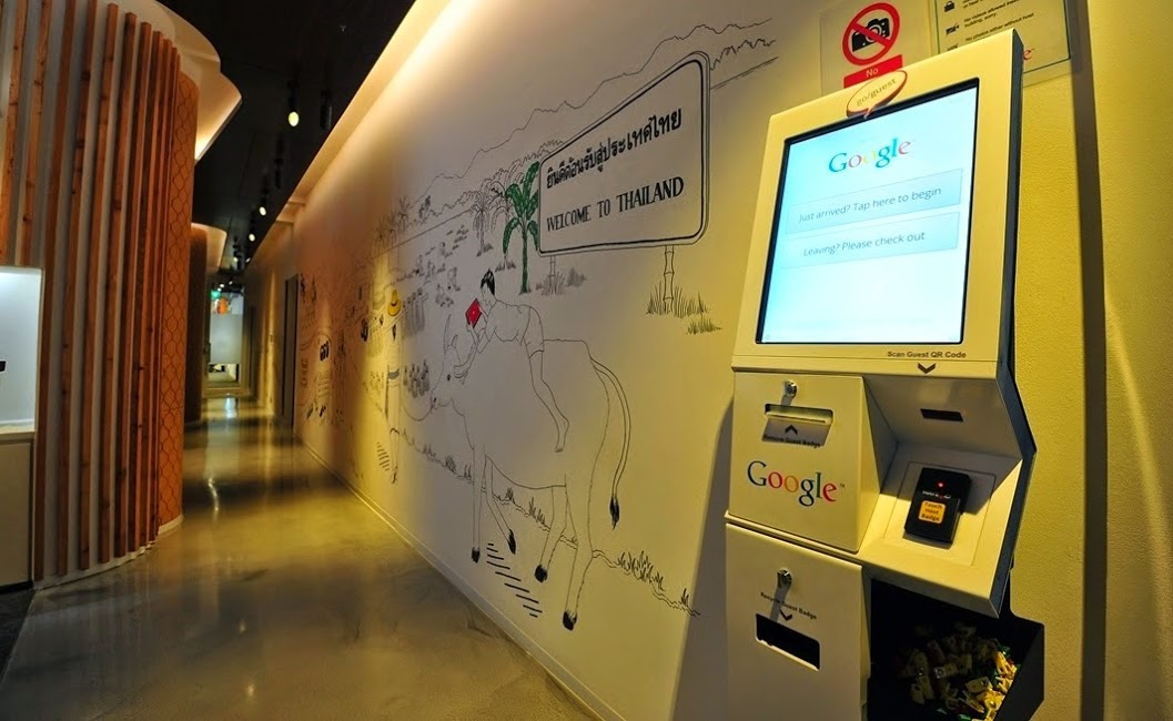 google thailand office.